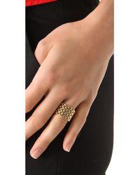 Michael Kors - Metallic Watch Link Ring - Lyst