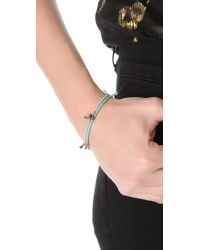 Shashi - Pink Lilu Seed Bracelet - Lyst