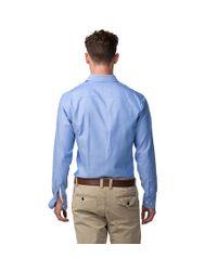 Tommy Hilfiger Blue Brad Slim Fit Shirt for men