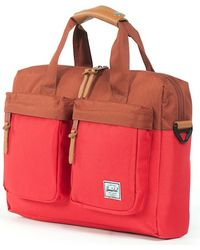 Herschel Supply Co. Red Totem 15 Laptop Bag