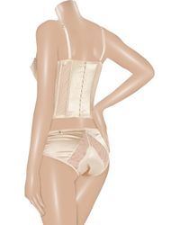 Stella McCartney - Natural Josephine Marrying Corset - Lyst