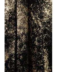MICHAEL Michael Kors - Metallic Jersey Top - Lyst
