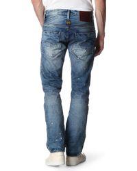 G-Star RAW Blue New Radar Tapered Jeans for men