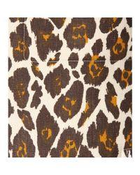 Stella McCartney Multicolor Caddington Animal Print Jacket