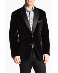 Robert Graham | Black Minstrel Sportcoat for Men | Lyst