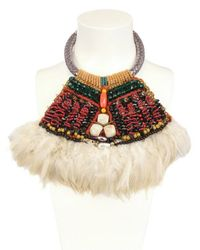 Anita Quansah London - Multicolor The Jata Necklace - Lyst