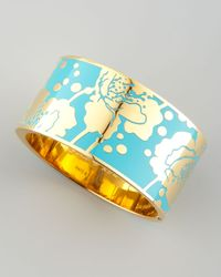 kate spade new york - Multicolor Florence Broadhurst Have A Field Day Bangle - Lyst