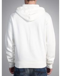 Polo Ralph Lauren Polo Ralph Lauren Zipthrough Hoodie White for men