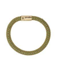 Carolina Bucci - Yellow Gold Twister Bracelet - Lyst