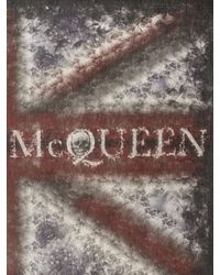 Alexander McQueen Multicolor God Save Mcqueen Pashmina