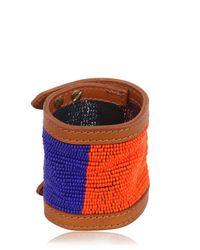 Fiona Paxton - Orange Vermont Bracelet - Lyst