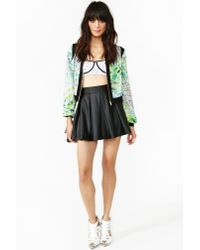 Nasty Gal | Multicolor Osaka Bomber Jacket | Lyst