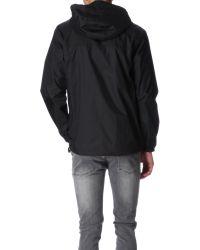 Obey Black Standard Issue Windbreaker Jacket for men