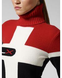 RLX Ralph Lauren Red Woolcashmere Turtleneck