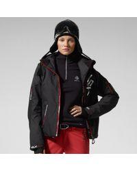 RLX Ralph Lauren Black Pilot Jacket