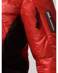 RLX Ralph Lauren Red Recco Rescue Down Jacket
