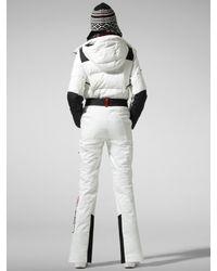 RLX Ralph Lauren White Engage Recco Rescue Jumpsuit