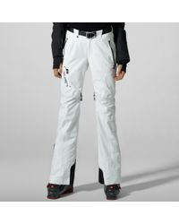 RLX Ralph Lauren White Recco Rescue Pilot Pants