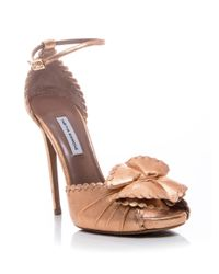 Tabitha Simmons | Pink Ruby Sandals | Lyst