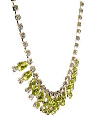 Swarovski - Yellow Multipack Necklaces - Lyst