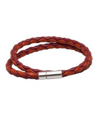 Tateossian | Red Bracelet for Men | Lyst