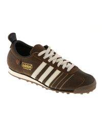 Adidas Brown Chile 62 Coffeebone for men