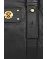 Marc By Marc Jacobs Black Totally Turnlock Lil Shifty Tote