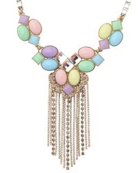 Anton Heunis - Multicolor Candy Store Collection Chains Necklace - Lyst
