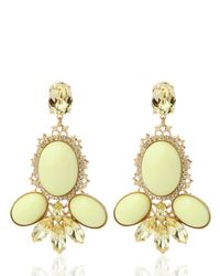 Anton Heunis - Green Candy Store Collection Lime Earrings - Lyst