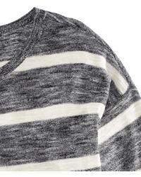 H&M | Gray Sequined Jumper | Lyst