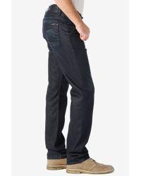 Hudson Jeans Blue Dandy Slouchy Straight Jean for men