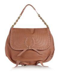 Nina Ricci | Brown Large Ondine Shoulder Bag | Lyst