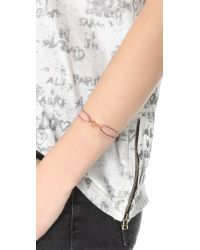Marc By Marc Jacobs - Pink Bird Friendship Bracelet - Lyst