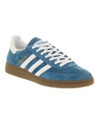 Adidas Spezial Blue Running White for men