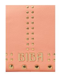 Biba Orange Cross Body Bag
