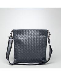 Bottega Veneta Black Cross Body Bag for men