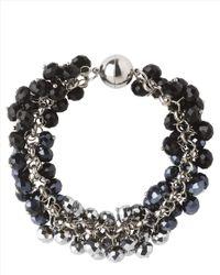 Jaeger Metallic Cluster Bracelet