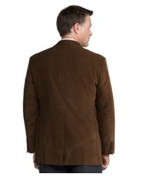 Brooks Brothers Brown Madison Fit Corduroy Sport Coat for men
