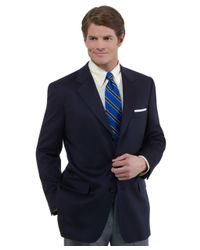 Brooks Brothers | Blue Three-button Cashmere Sport Coat for Men | Lyst