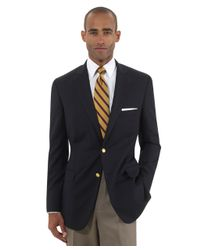 Brooks Brothers Blue Two-button Regent Fit Blazer for men