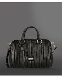 Lyst - Emporio Armani Baby Tote Bag in Black 900ea4b6717ed