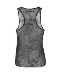 AllSaints Black Kyoto Vest