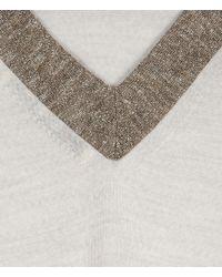 AllSaints Natural Priva Jumper Dress