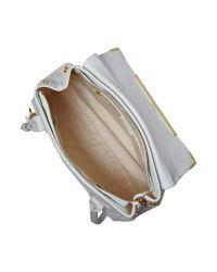 Biba White Tote Bag