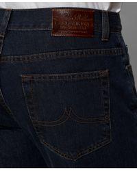 Brooks Brothers | Blue Slim Fit Five-pocket Supima® Denim for Men | Lyst