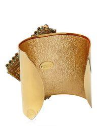 Erickson Beamon Metallic Who Are You Bracelet