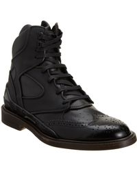 Givenchy | Black Hybrid High Top for Men | Lyst