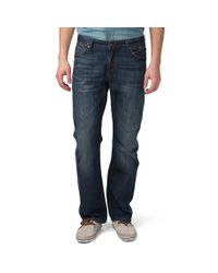 Tommy Hilfiger Blue Mercer Regular Fit Jeans for men