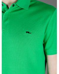Ralph Lauren | Green Polo Shirt for Men | Lyst