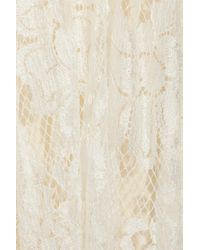 Lover - White Wiccan Asymmetric Lace Dress - Lyst